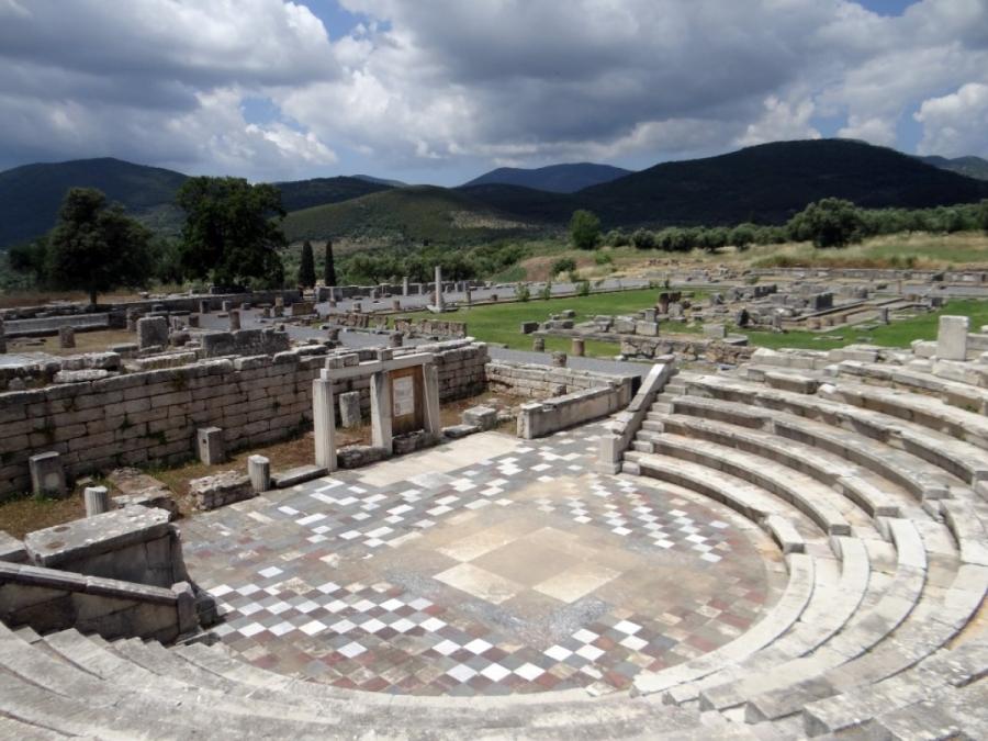 Αρχαιολογικοί Χώροι Αρχαιολογικοί Χώροι