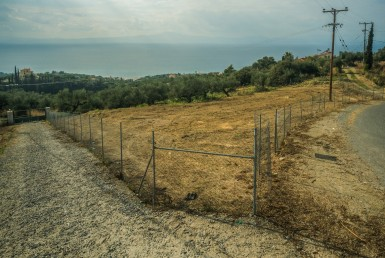 1252m² plot at Megali Mantineia