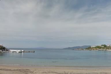 410m² οικόπεδο στην παραλία της Στούπας