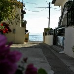 1500m² Plot of land 30 meters from the Beach at Akroyali