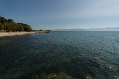 ​​40 acres seafront plot in Petalidi