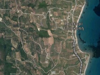 24 acres plot in Episkopi 115 meters from the sea