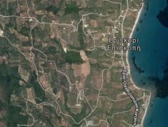 Έκταση 24 στρεμμάτων στην Επισκοπή πολύ κοντά στη θάλασσα