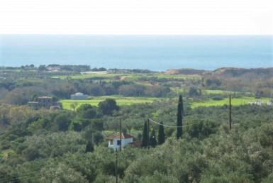 2750m² οικόπεδο στο χωριό Τραγάνα