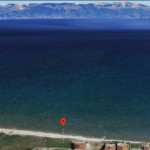 450m² seaside plot in Petalidi