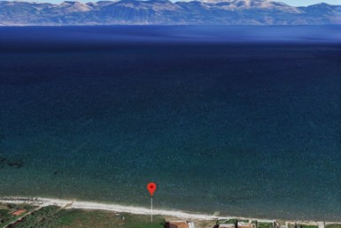 450m² seaside plot in Petalidi