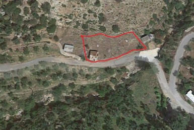 894m² parcel in the area of Koutala
