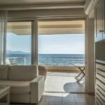 68m² Beachfront apartment at Navarinou street